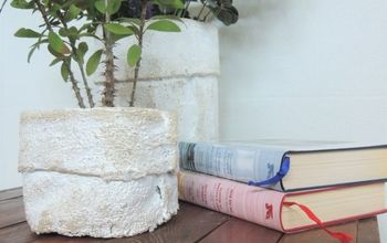 The Fake Concrete Boxes That You Can Easily DIY
