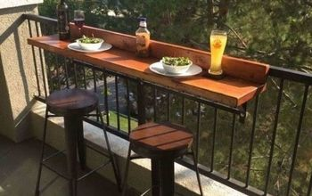 Balcony Bar Top