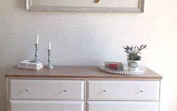 Two-tone Sideboard Makeover