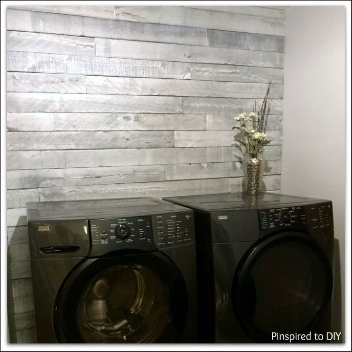 exceptional wood wall laundry room kitchen