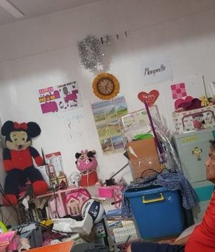 q dear hometalk how can i make over our small room