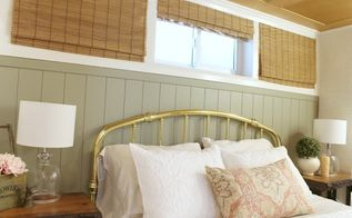 how to make vertical shiplap paneling on the cheap