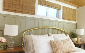 HOW TO MAKE VERTICAL SHIPLAP PANELING (ON THE CHEAP!)