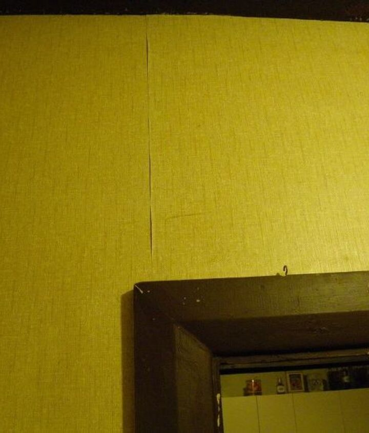 q what is the best way to remove old wall paper but cover the wall with