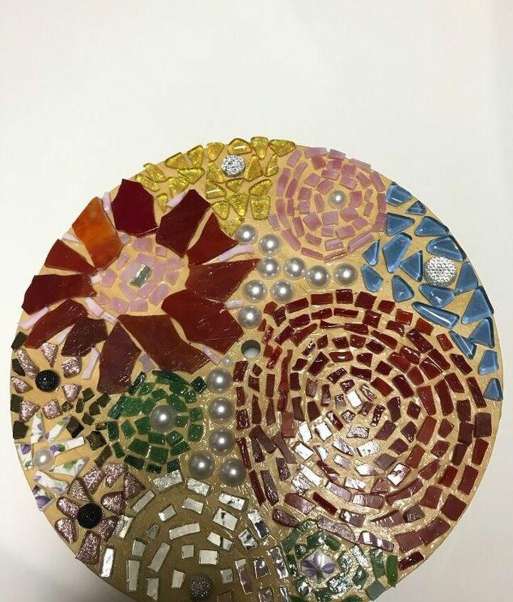 q help with mosaic clock