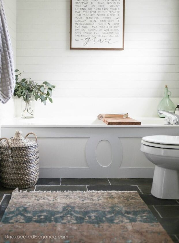 CHEAP Bathtub Makeover | Hometalk