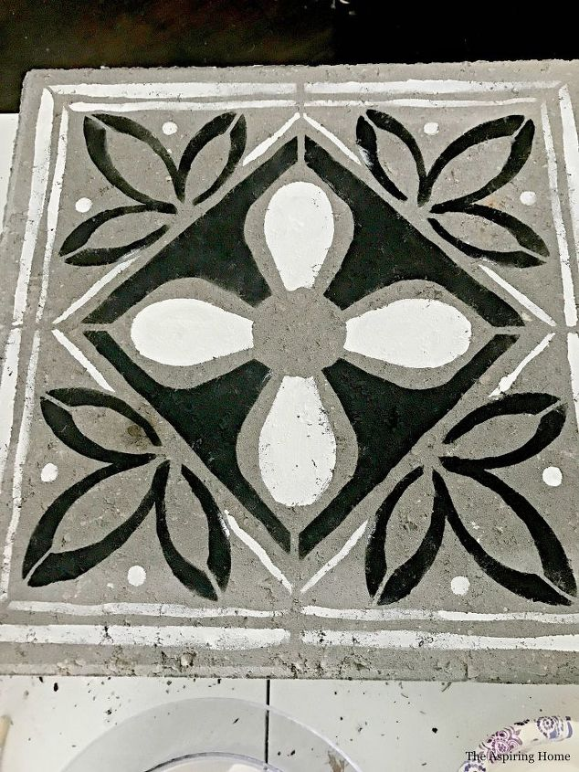 easy update for concrete pavers