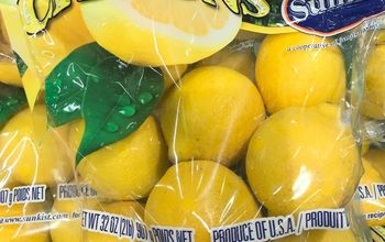 Create an Easy Table Centerpiece With a Bag of Lemons