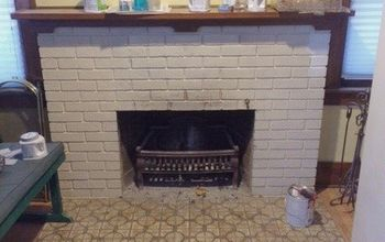 diy marble fireplace hearth