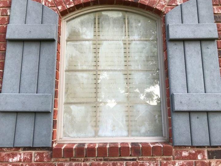 q fogged windows