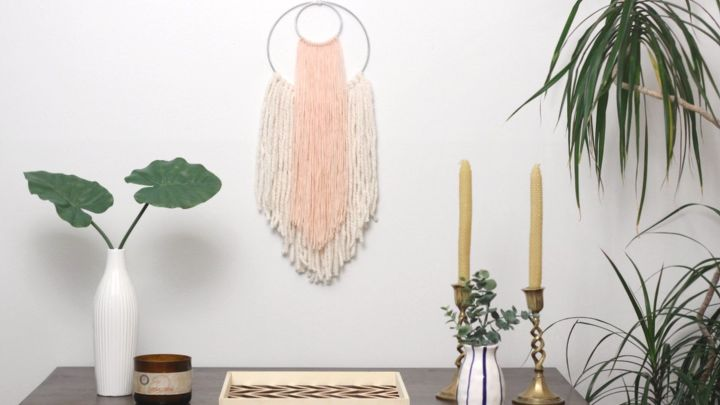 s 15 diy boho looks for less, DIY Boho Style Wall Hanging