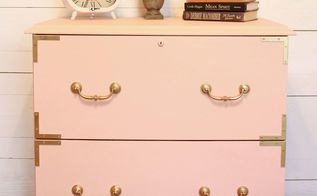 5 file cabinet gets a beautiful new makeover, File Cabinet Makeover