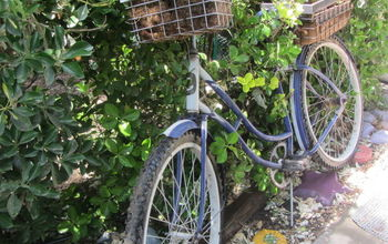 where do old bikes go when they die to the garden of course