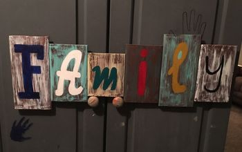 my version of farmhouse signs