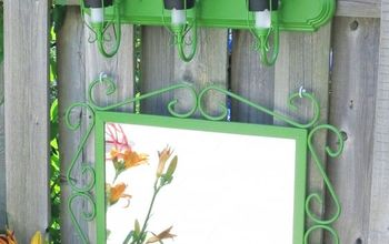 repurpose your bathroom fixtures in the garden