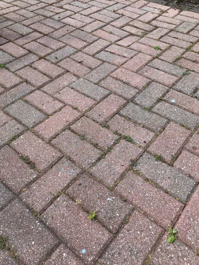 q has anyone had success painting ep henry type pavers