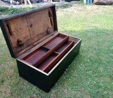english tool chest restoration