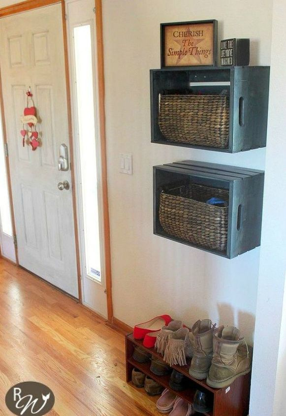 s 30 reasons we can t stop buying michaels storage crates, They fit baskets so snuggly
