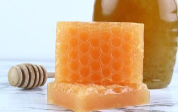 honey comb melt and pour soap recipe