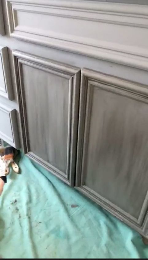simple glazing techniques for a beautiful furniture finish