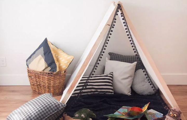 no set kids tent