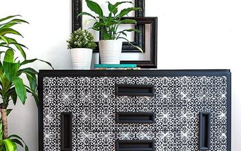 7 furniture stenciling tips for your dixie belle paint buffet makeover