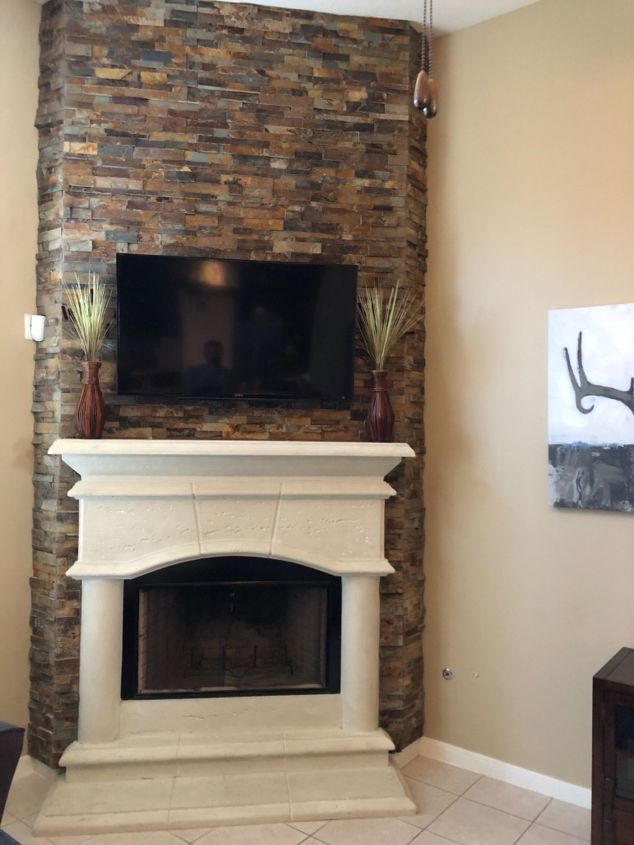 q fireplace turned on or off
