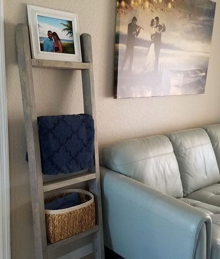 diy decor ladder for your home