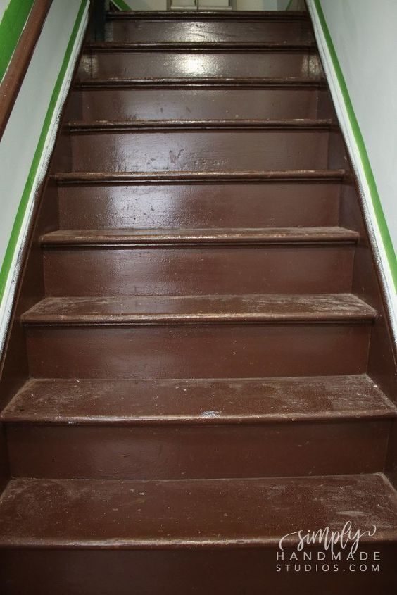 remodel your stairs under 80