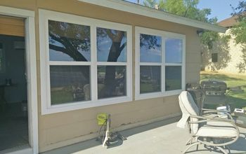 Replace Old Windows and Trim