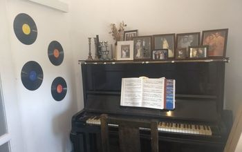 adding some jazz to our music room