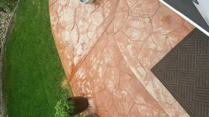 q concrete stain fix
