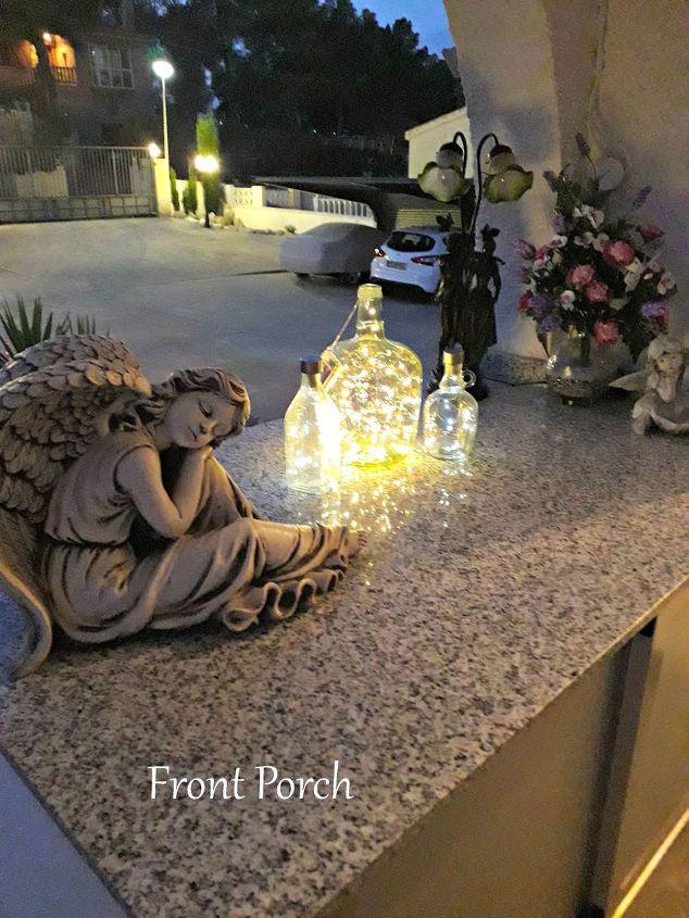 garden outdoor lighting ideas