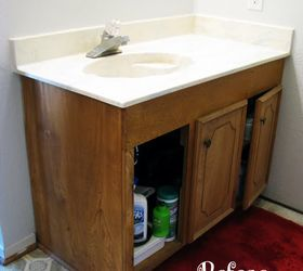 Diy Master Bathroom Vanity