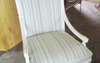 how to recover and old chair bring it back to life