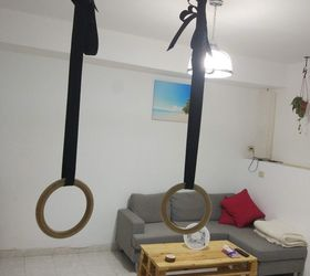 Homemade Gym - Part I: Olympic Rings