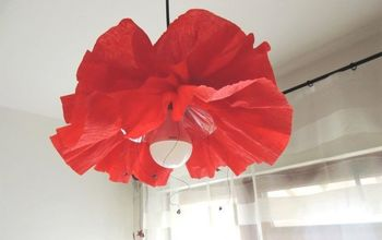 how to diy ikea style paper lampshades