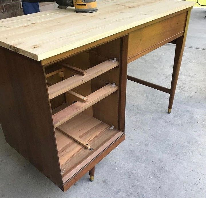 Plank Wood Top