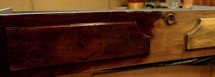 dresser drawer into shelf