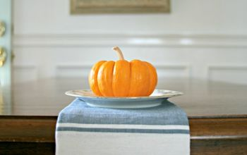 using small pumpkins in your fall home decor