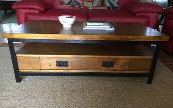 an assortment of coffee tables