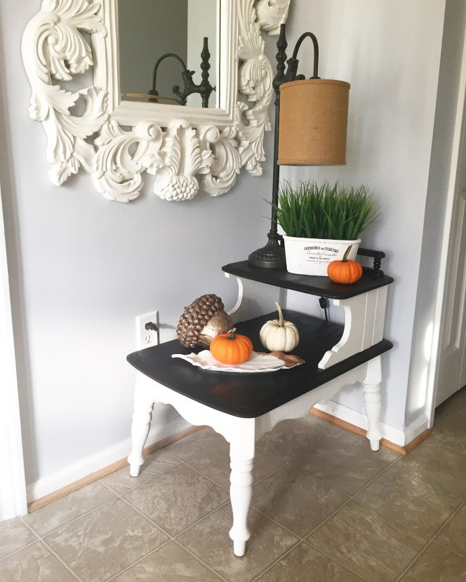 s 30 amazing furniture flips you have to see to believe, Mid Century Side Table Upcycle