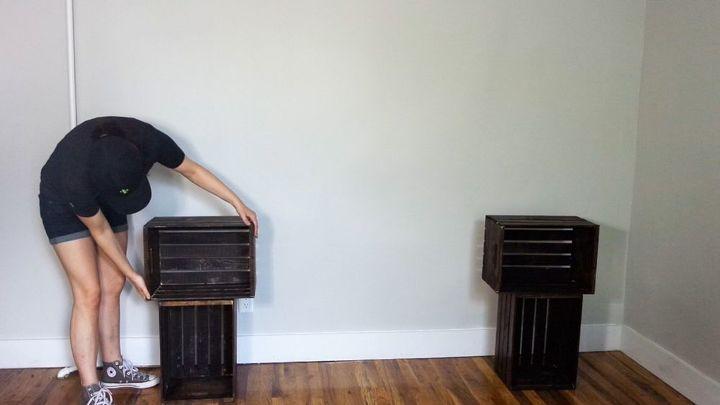michael s crate farmhouse desk