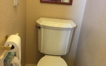 Replace a Broken Toilet Flapper