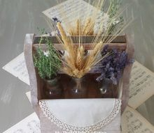nature inspired almost fall centerpiece