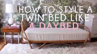 Turn Twin Bed To Couch Or Daybed With Photos Hometalk