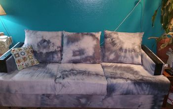 sofa bed redo