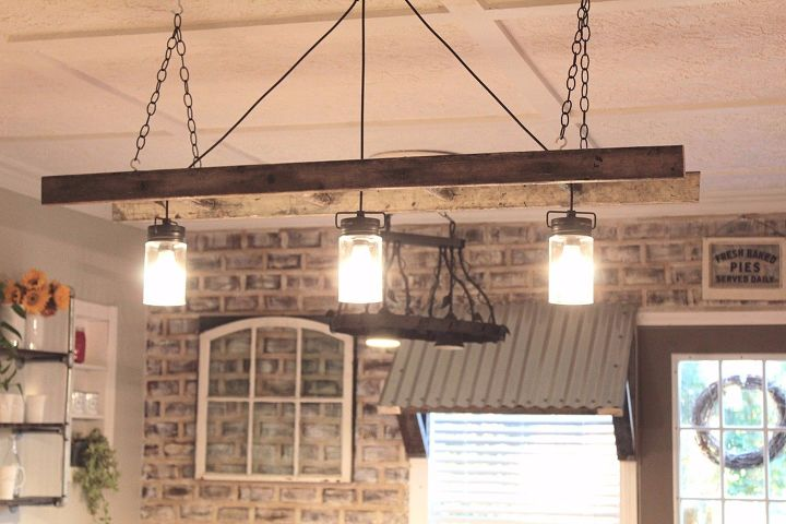 s these upcycling ideas will blow you away, From Ladder to Chandelier