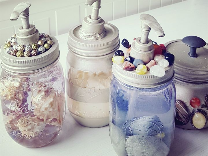 s these upcycling ideas will blow you away, From Mason Jars to Soap Dispensers