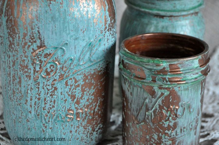 s fake it until you make it 25 creative hacks for high end looks, Decorate with Faux Patina Pieces
